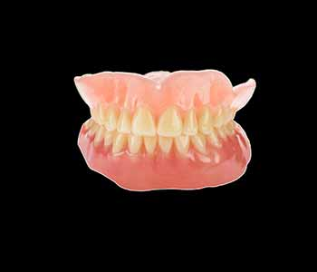Image of a Denture